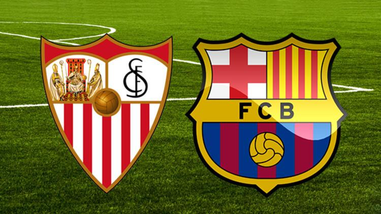 Sevilla Barcelona maçı bu akşam saat kaçta hangi kanalda canlı olarak yayınlanacak? İspanya Kral Kupası