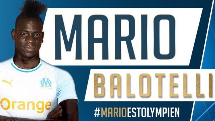 Balotelli, sezon sonuna kadar Marsilya'da!