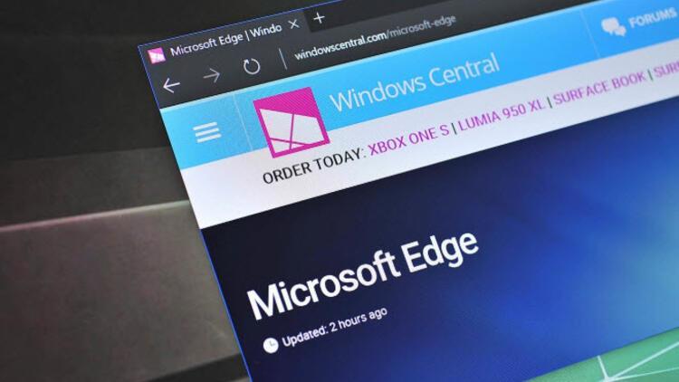 Microsoft'un web tarayıcısı Edge'e sahte haber uyarısı