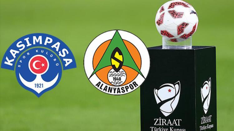 Kasımpaşa Aytemiz Alanyaspor maçı ne zaman saat kaçta ve hangi kanalda?