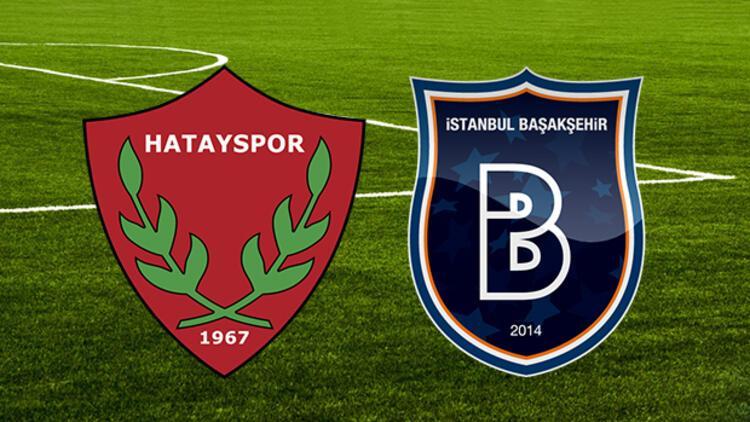 Hatayspor M.Başakşehir maçı hangi kanalda canlı izlenebiliyor?