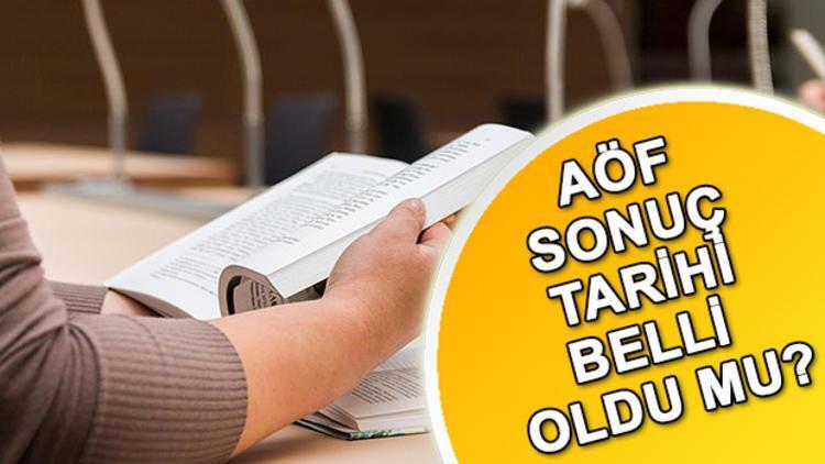 Anadolu Üniversitesi sonuçları açıkladı! İşte AÖF sınav sonuçlarını merak edenler için son durum