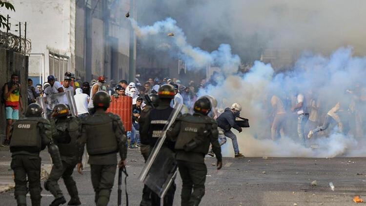 Venezuela'daki olaylarda ölü sayısı artıyor