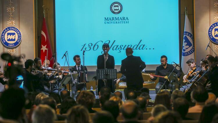 Marmara Üniversitesi 136 yaşında