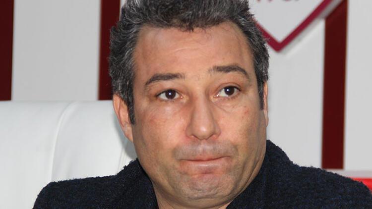 Elazığspor'da Orhan Kaynak istifa etti