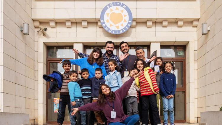 Çocuklara gönüllü eğitim sağlayan TEGV 24 yaşında