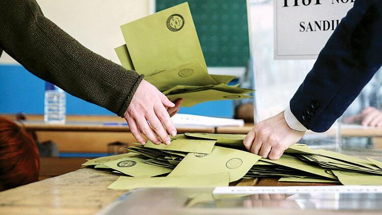 Yerel seçimde 'toplam oy' sorunu