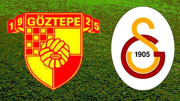 Galatasaray ile Göztepe, İzmir'de 27. kez!