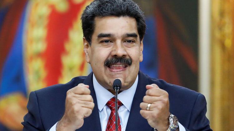Son dakika... Maduro: Darbeyi bozguna uğratacağız
