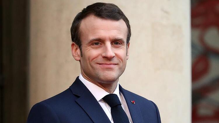 Macron'dan Mısır ziyareti