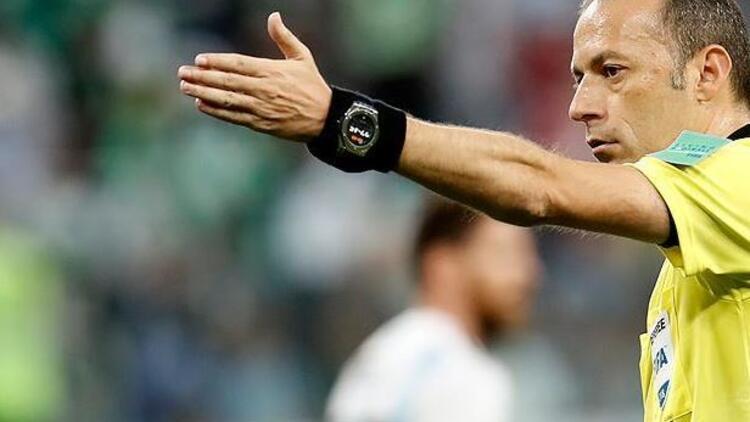 Çakır, Göçek, Öztürk, Şimşek ve Tiryaki UEFA Hakem Kurslarına katılacak