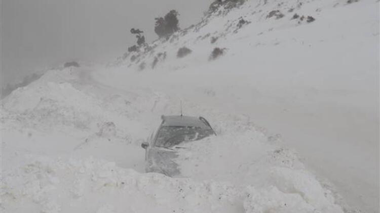 Son dakika: Kayak merkezinde mahsur kalan 200 kişi kurtarıldı