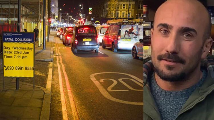 Kayıp Türk, morgda bulundu! Çarpan araç başka bir aracın üzerine fırlatmış