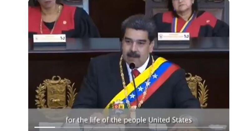 AB'den Maduro'ya seçim uyarısı