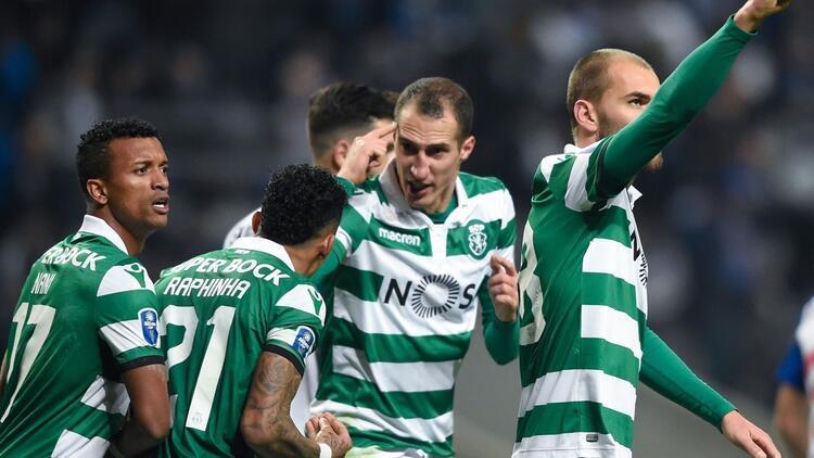 Portekiz Kupası'nda zafer Sporting'in