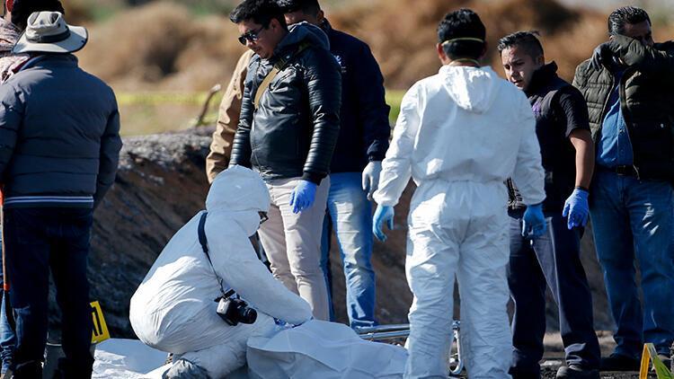 Meksika'da boru hattındaki patlamada ölü sayısı 114'e yükseldi