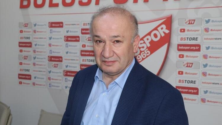 Boluspor'dan teknik direktör açıklaması!