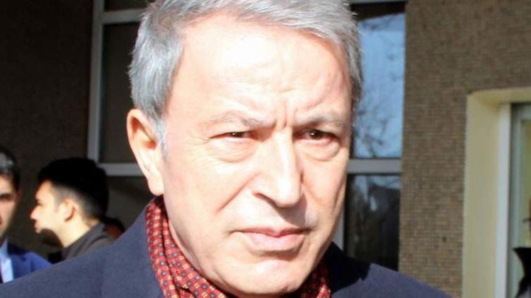 Son dakika... Bakan Akar'dan sınırda kritik sözler