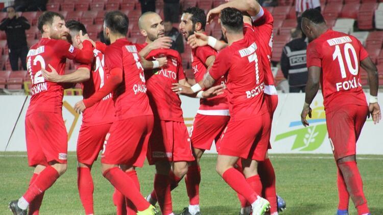 Balıkesir Es-Es'i 3 golle geçti
