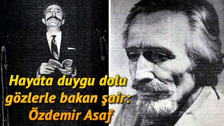 Özdemir Asaf kimdir? Özdemir Asaf vefat yıl dönümünde anılıyor