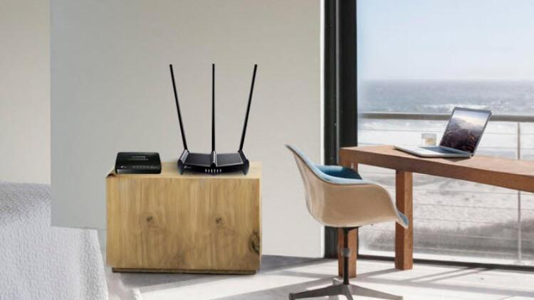 TP-Link'ten geniş WiFi ağı için yeni yönlendirici