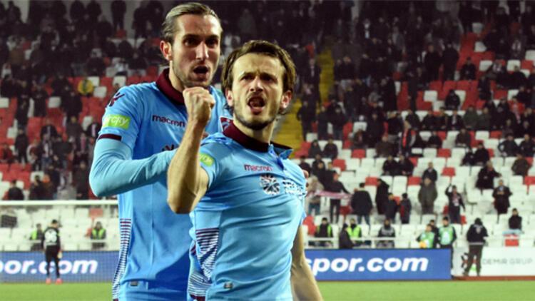 Trabzon'da gündem yeni Abdülkadir!