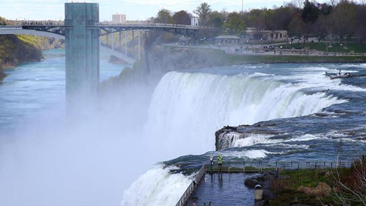 Niagara Şelalesi hangi iki ülke arasındadır?