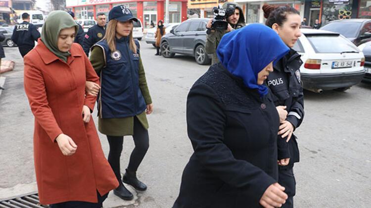 Kahramanmaraş'ta FETÖ operasyonu: 11 gözaltı