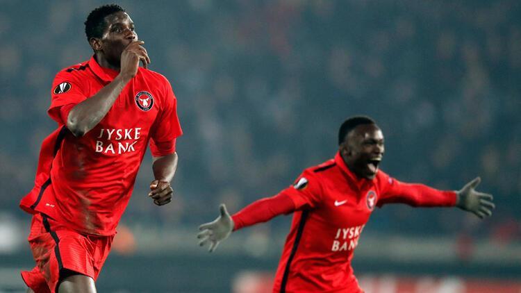 Galatasaray'dan Onuachu hamlesi 2.01'lik dev golcü...