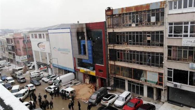 Mobilya fabrikasındaki yangın faciasıyla ilgili 3 gözaltı