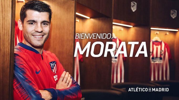 Alvaro Morata  transferi resmen açıklandı!