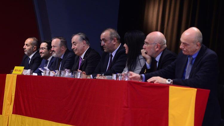 Galatasaray divanından tavsiye kararı