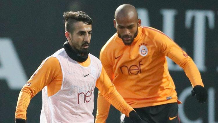 Galatasaray, Boluspor maçına hazır