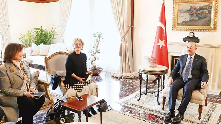 Cinayetin izinde ilk temas Ankara'da