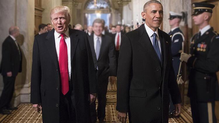 Trump, Obama için 'Bütün gün basketbol izliyordu' demiş