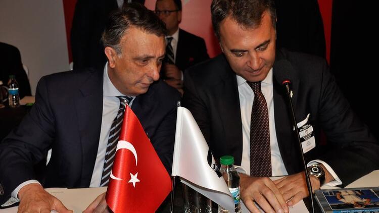 Beşiktaş'ta başkanlık yarışı!
