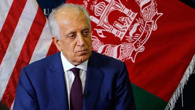 ABD'nin Afganistan Özel Temsilcisi Halilzad'dan açıklama