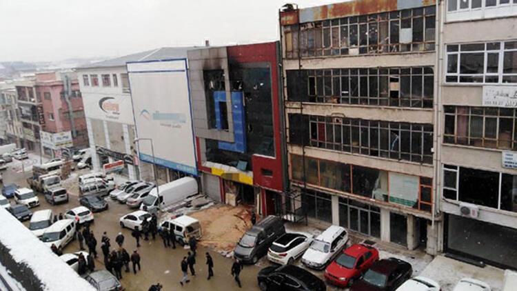 5 işçinin öldüğü mobilya fabrikası yangınında iş yeri sahibi tutuklandı