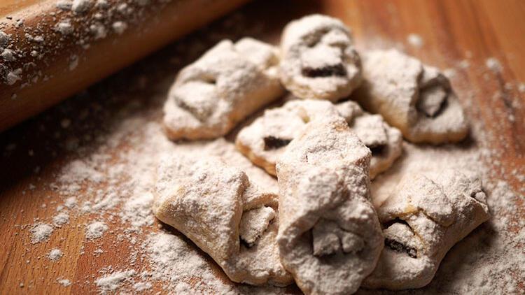 Elmalı kurabiye tarifi