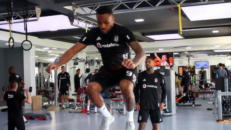 Beşiktaş, kuvvet ve taktik çalıştı