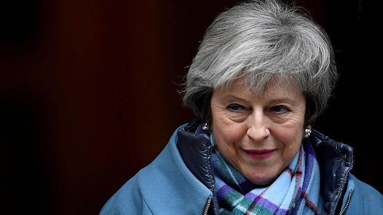 Son dakika... Başbakan May'den AB ile müzakere talebi