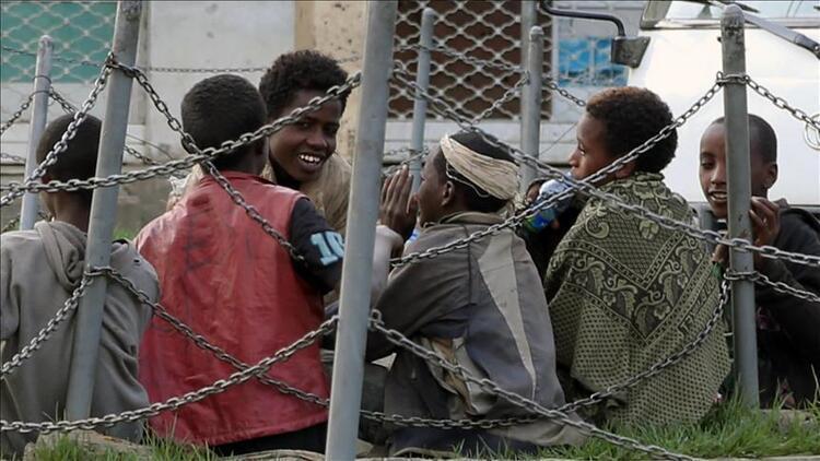 Etiyopya'da 50 bin evsize rehabilitasyon kampanyası