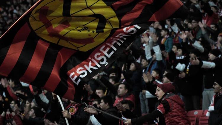 Eskişehirspor'un transfer yasağı kaldırıldı!