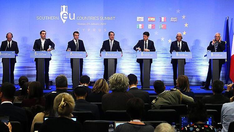 'Kıbrıs'ta bir çözüme ulaşma çabalarını takdir ediyoruz'