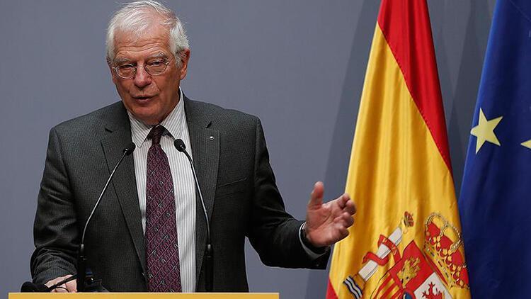 """""""İspanya ve AB Venezuela'ya askeri müdahaleye karşı"""""""