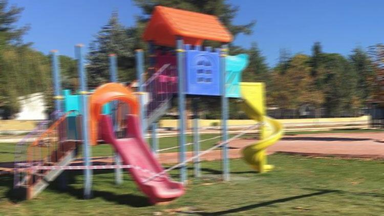 Antalya'da iğrenç olay! Çocuklara parkta taciz…