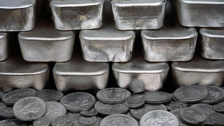 Gümüş fiyatları 13 Temmuzdan bu yana en yüksek düzeyde
