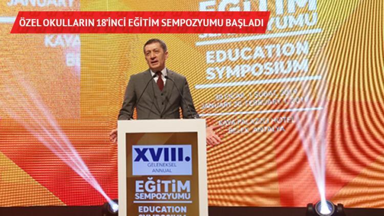 Milli Eğitim Bakanı: Kurslarla ve temel liselerle ilgili yol haritamız hazır