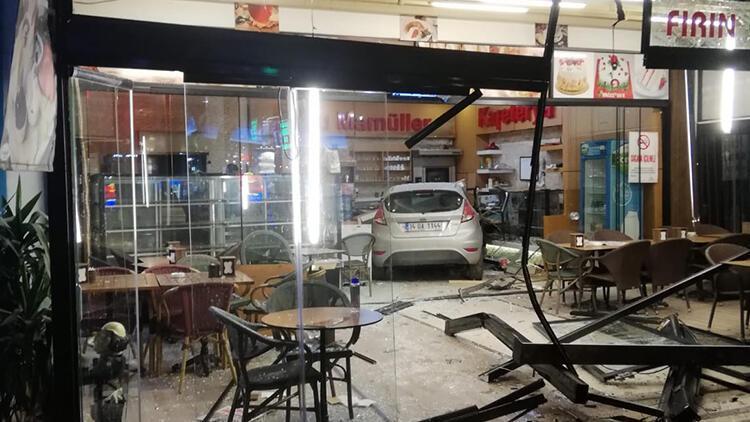 Kadıköy'de panik anları