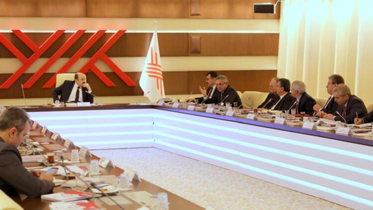 YÖK, Sanayi Bakanlığı ve TÜBİTAK ile güç birliği yapacak